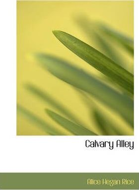 Calvary Alley Cover Image