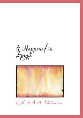 It Happened in Egypt Cover Image