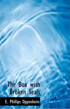 The Box with Broken Seals Cover Image