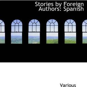 Stories by Foreign Authors Cover Image