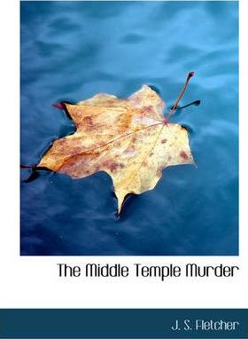 The Middle Temple Murder Cover Image
