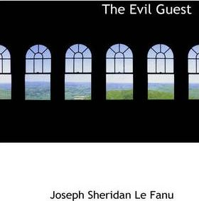 The Evil Guest Cover Image