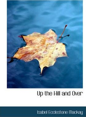 Up the Hill and Over Cover Image