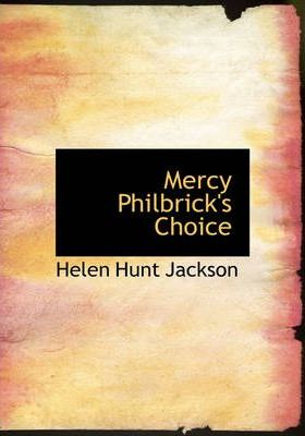 Mercy Philbrick's Choice Cover Image