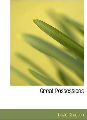 Great Possessions Cover Image