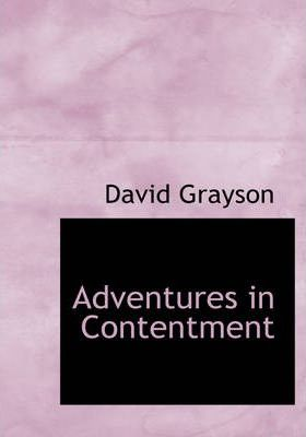 Adventures in Contentment Cover Image