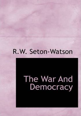 The War and Democracy Cover Image