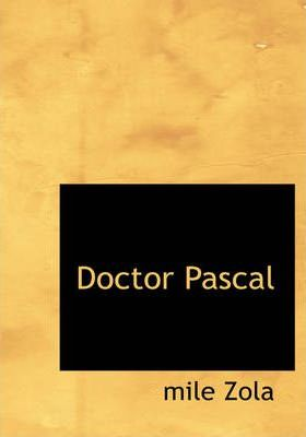 Doctor Pascal Cover Image