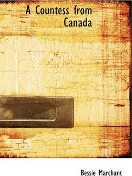 A Countess from Canada Cover Image
