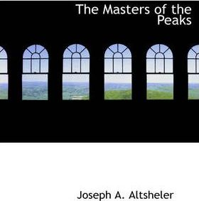 The Masters of the Peaks Cover Image