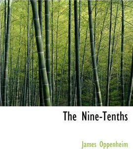 The Nine-Tenths Cover Image