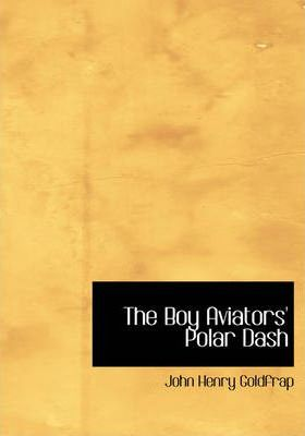 The Boy Aviators' Polar Dash Cover Image