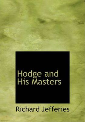 Hodge and His Masters Cover Image