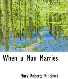 When a Man Marries Cover Image