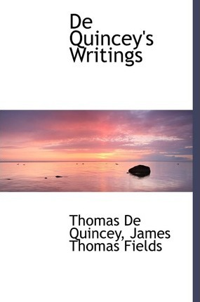 de Quincey's Writings