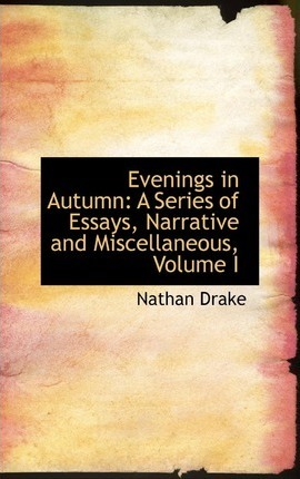 Evenings in Autumn