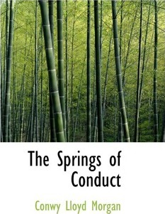 The Springs of Conduct