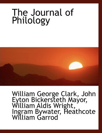 The Journal of Philology