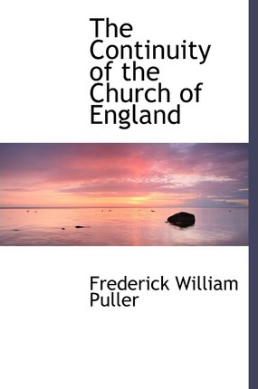 The Continuity of the Church of England