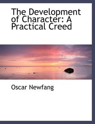 The Development of Character