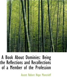 A Book about Dominies