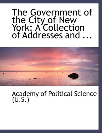 The Government of the City of New York