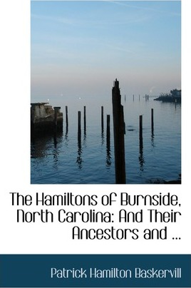 The Hamiltons of Burnside, North Carolina