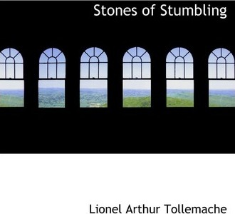 Stones of Stumbling