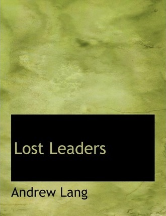 Lost Leaders