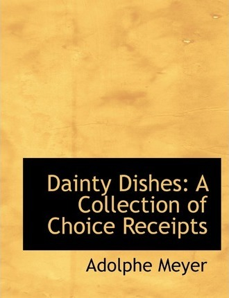 Dainty Dishes