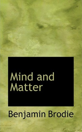 Mind and Matter
