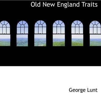 Old New England Traits