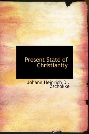 Present State of Christianity
