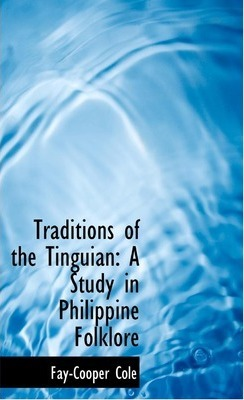 Traditions of the Tinguian