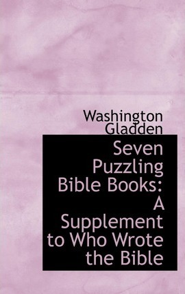 Seven Puzzling Bible Books