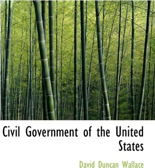 Civil Government of the United States