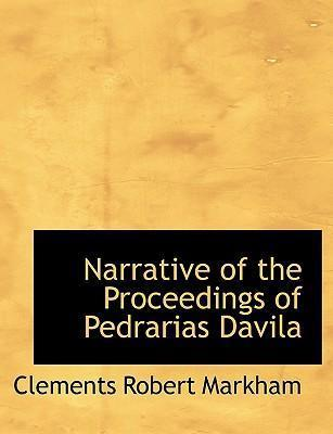Narrative of the Proceedings of Pedrarias Davila