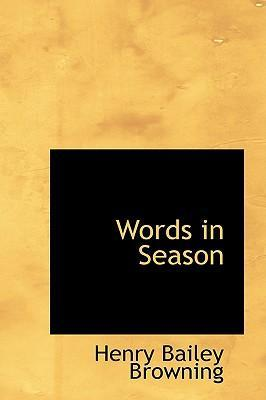 Words in Season
