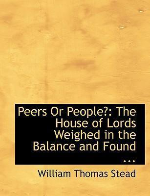 Peers or People?