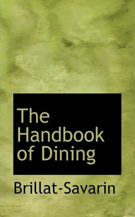 The Handbook of Dining