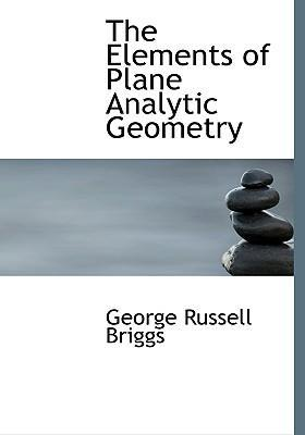 The Elements of Plane Analytic Geometry