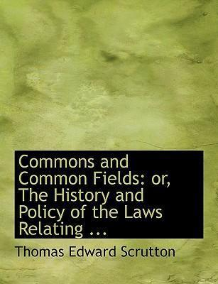 Commons and Common Fields
