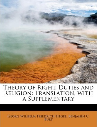 Theory of Right, Duties and Religion