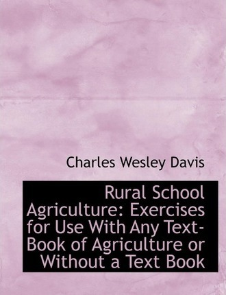 Rural School Agriculture