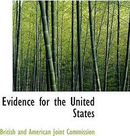 Evidence for the United States