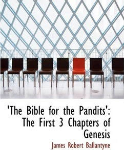 The Bible for the Pandits'