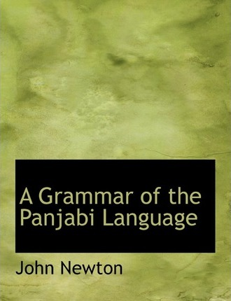 A Grammar of the Panjabi Language