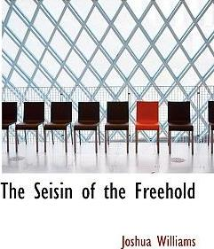 The Seisin of the Freehold