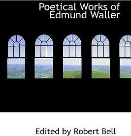 Poetical Works of Edmund Waller