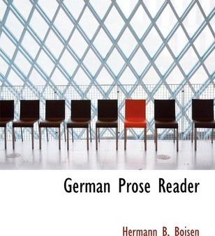 German Prose Reader
